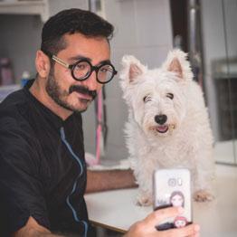 Pet grooming in Abu Dhabi
